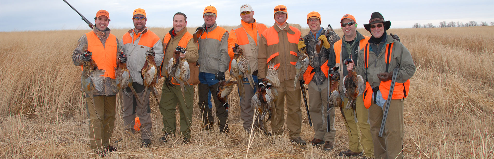 South Dakota Pheasant Hunting Experience of a Lifetime