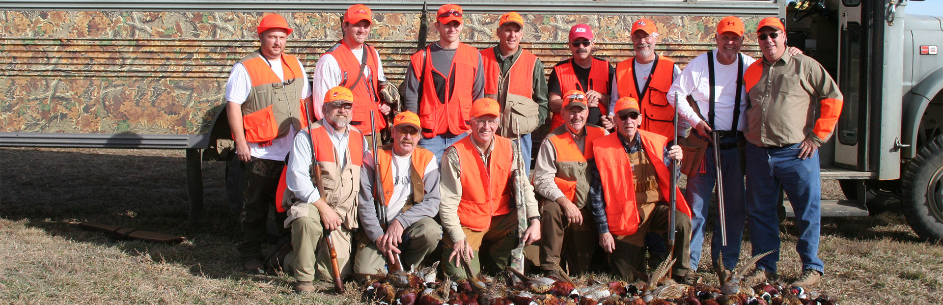 Corporate Pheasant Hunts in South Dakota